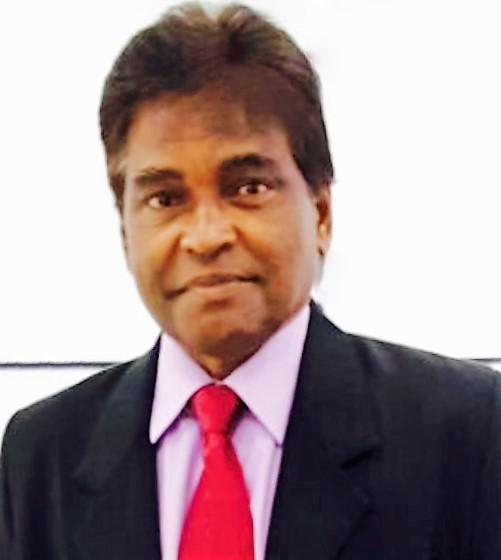 Dr. Karuthan Chinna